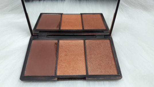 Sleek contour palette Dark 375